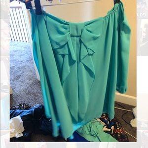 Dresses & Skirts - Bow dress